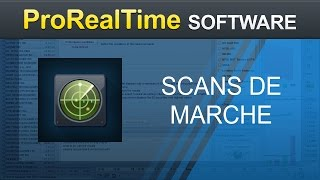 ProScreener : scan de marché