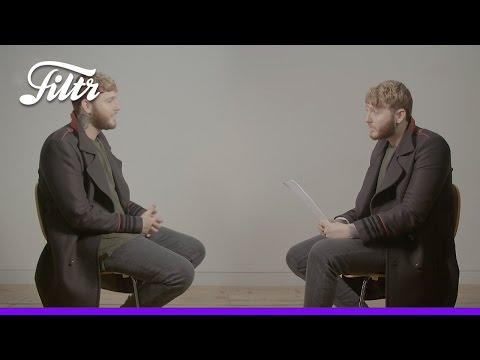 James Arthur - 90 Seconds With | Filtr