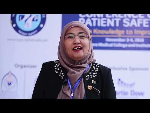 Dr. Nor'Aishah Abu Bakar  Interview on 3rd ICPS 2018 by RIHIS