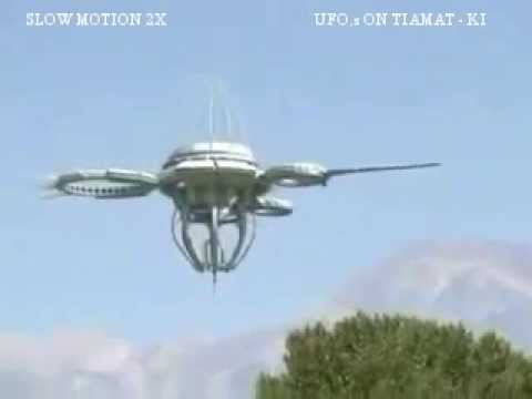 THE ALIEN - DRONE - SCANNER. CAPTURE ON VIDEO 👽 !!!