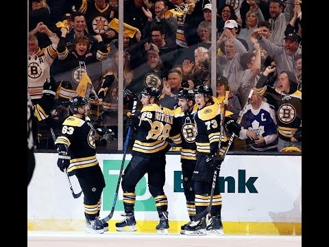 Boston Bruins' top line of David Pastrnak, Patrice Bergeron and Brad Marchand has been unstoppable