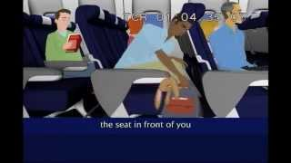 British Airways Safety Video