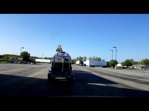 BigRigTravels LIVE! - Leaving Fremont, Indiana - May 23, 2016