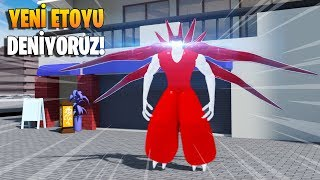 💥 We're Trying Renewed Eto! The design is superb! 💥 | Ro-Ghoul | Roblox English