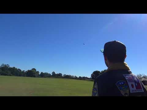 Pilot Dan Flying The Freewing F-4 Phantom