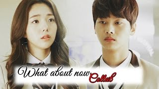 ◄Collab►•●♥๑What About Now •●♥๑