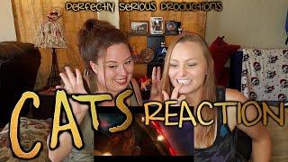 Cats Trailer Reaction