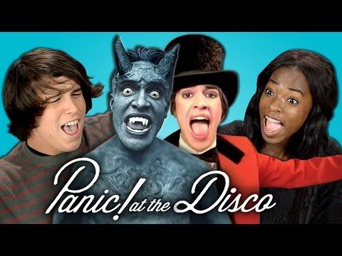 Teens React to Panic! At The Disco