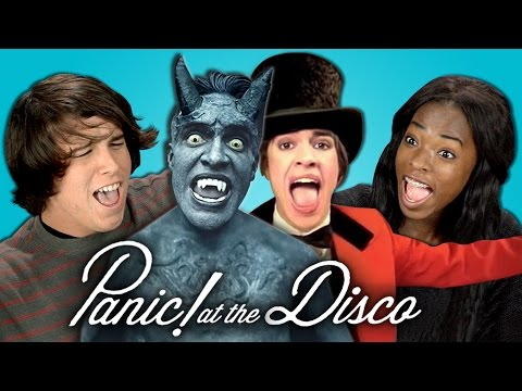 Thumbnail: Teens React to Panic! At The Disco