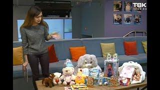 Красноярцы собирали игрушки и одежду для 4-летней девочки, которую избил отчим