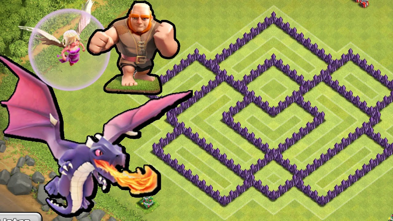 Best town hall level 7 defense strategy for clash of clans defense