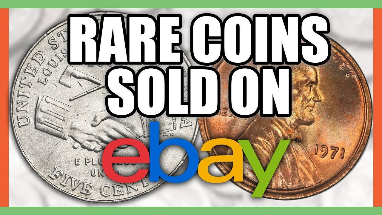 10 Error Coins Sold On Ebay Valuable Coins To Look For Youtube