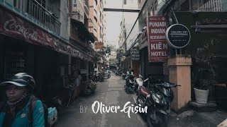 Learning about Vietnams history and exploring Ho Chi Minh City