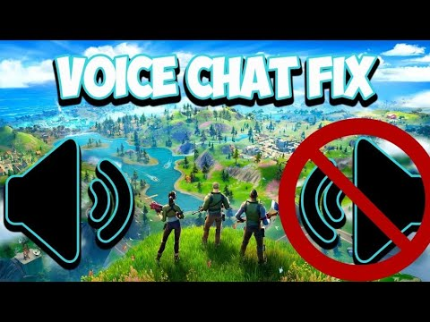 How to fix your game and party chat on Xbox live for Fortnite
