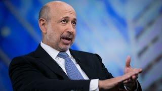 Lloyd Blankfein: Initial Fed Rate Hike Will Be Jarring