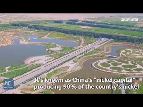 "From open mining pit to city of flowers: China's ""nickel capital"" undergoes huge changes"
