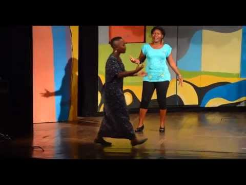 Kansiime Anne is a man. funfactoryug. African comedy