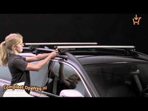 thule rapid system 757 fitting instructions