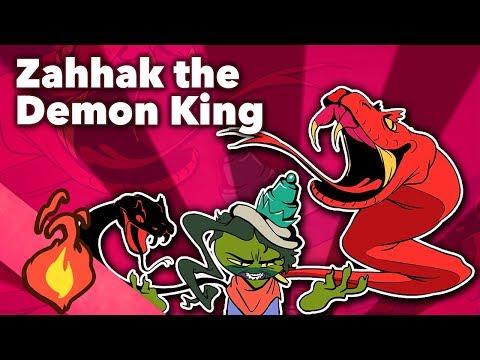 Zahhak the Demon King - Persian Myth #1 - Extra Mythology