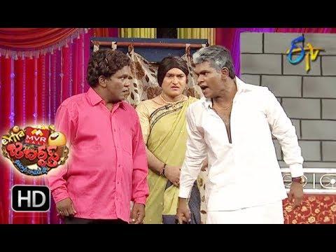 Chammak Chandra Performance | Extra Jabardasth | 4th May 2018  | ETV Telugu