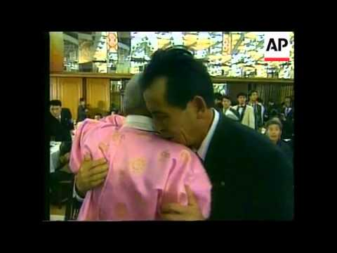 NORTH / SOUTH KOREA: 3 DAY FAMILY REUNIONS