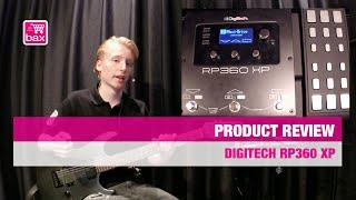 Review: DigiTech RP360 XP EN