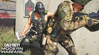 All Season 1 Operator Takedowns & Finishing Moves (New Animations) - Call of Duty: Modern Warfare