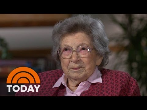 Children's Author Beverly Cleary On Turning 100: 'I Didn't Do It On Purpose' | TODAY