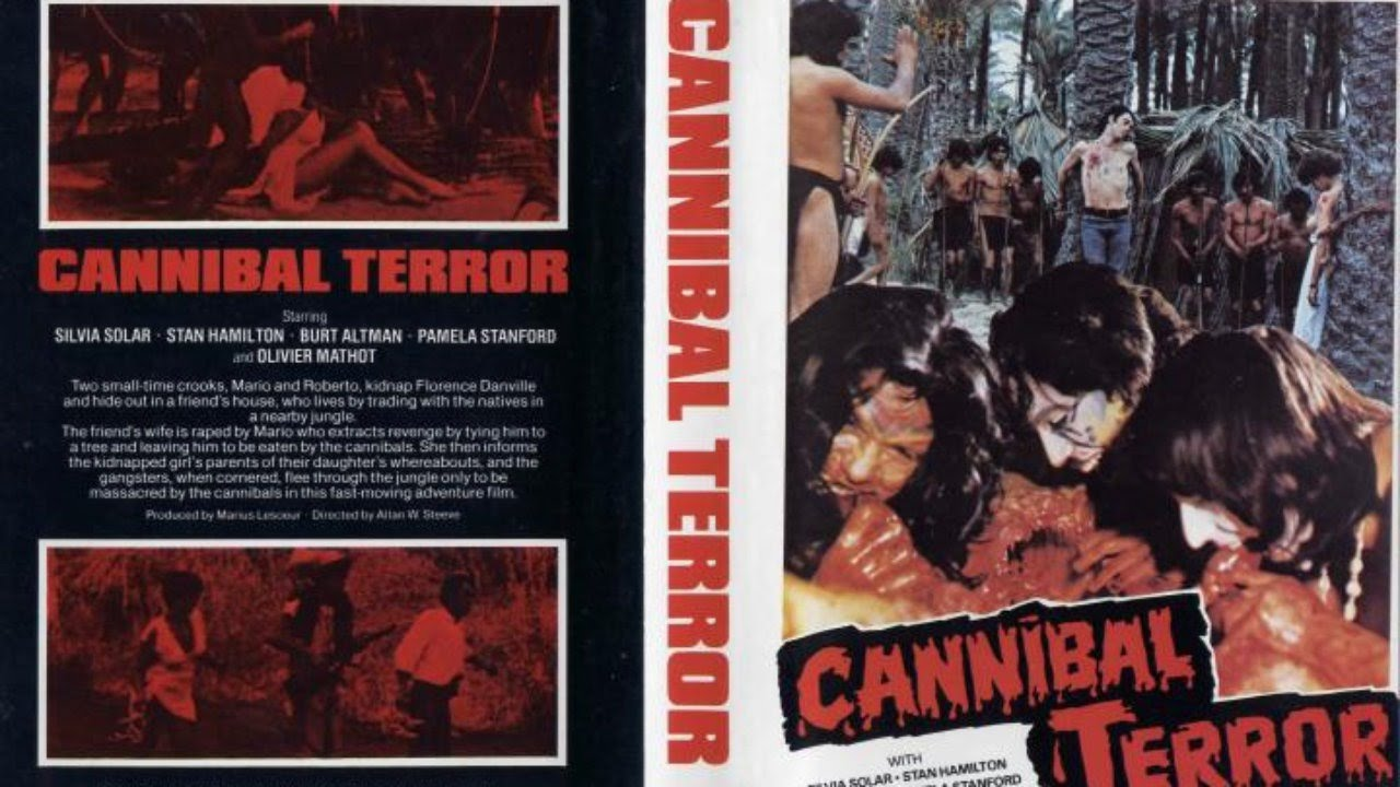 cannibal terror rantone of the worst movies ever made