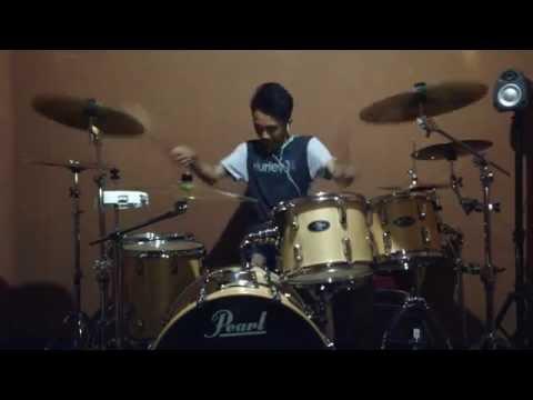 Drum Cover - Jadilah Legenda - Superman is Dead (SID)