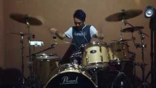 Drum Cover - Jadilah Legenda - Superman is Dead (SID)