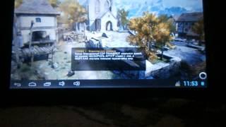 Обзор игры Wild Blood на планшете Goclever tab r70(Продолжаю делать обзоры на игры! На плашете Goclever tab r70., 2013-10-23T16:35:33.000Z)