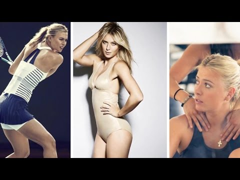 Maria Sharapova: Short Biography, Net Worth & Career Highlights