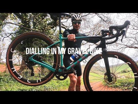 Dialling In My Gravel Bike