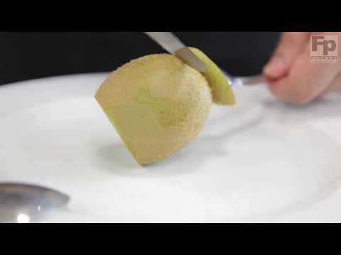Pelado del kiwi