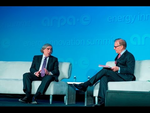 Fireside Chat with Energy Secretary Ernest Moniz