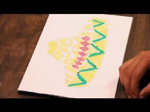 Cinco De Mayo Arts Crafts For Kids Art Tutorials Youtube