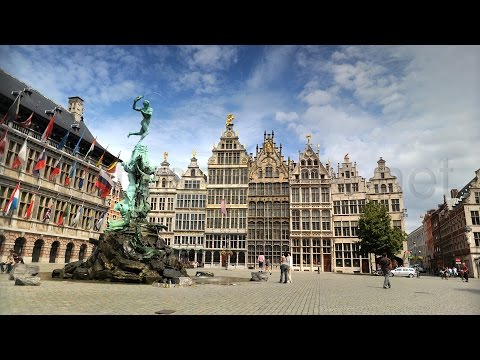 Antwerpen - A Travel To Antwerp To See Best Places Of Antwer