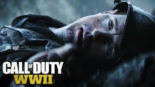CALL OF DUTY WW2 - Turner Death Scene | Gtx 1050 ti