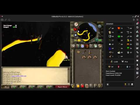 OSRS MAP CLUE MAP 53 WILDY THREE (HARD)