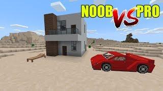 MINECRAFT - NOOB VS PRO (parte 34)
