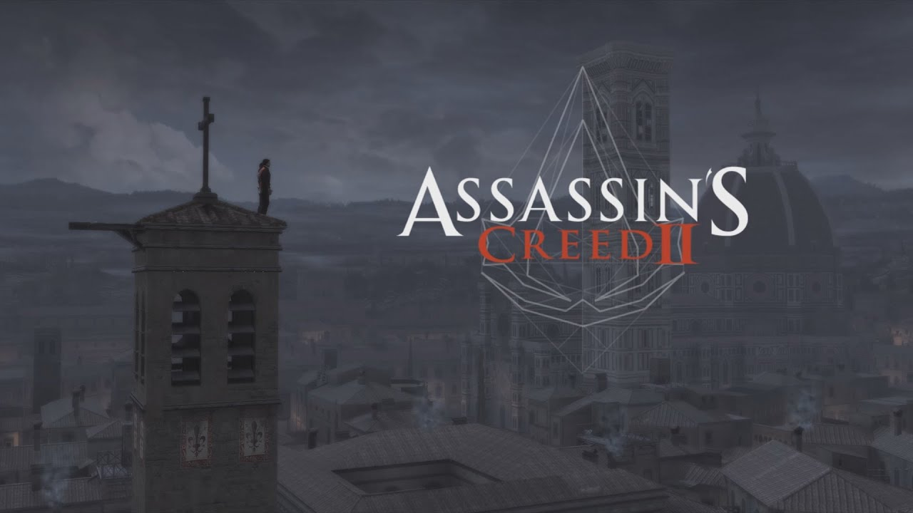 Assassin's Creed 2 Title Intro   HD - YouTube