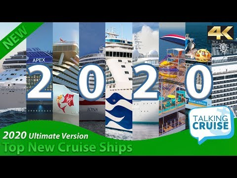 Top New Cruise Ships In 2020 (Ultimate Version)