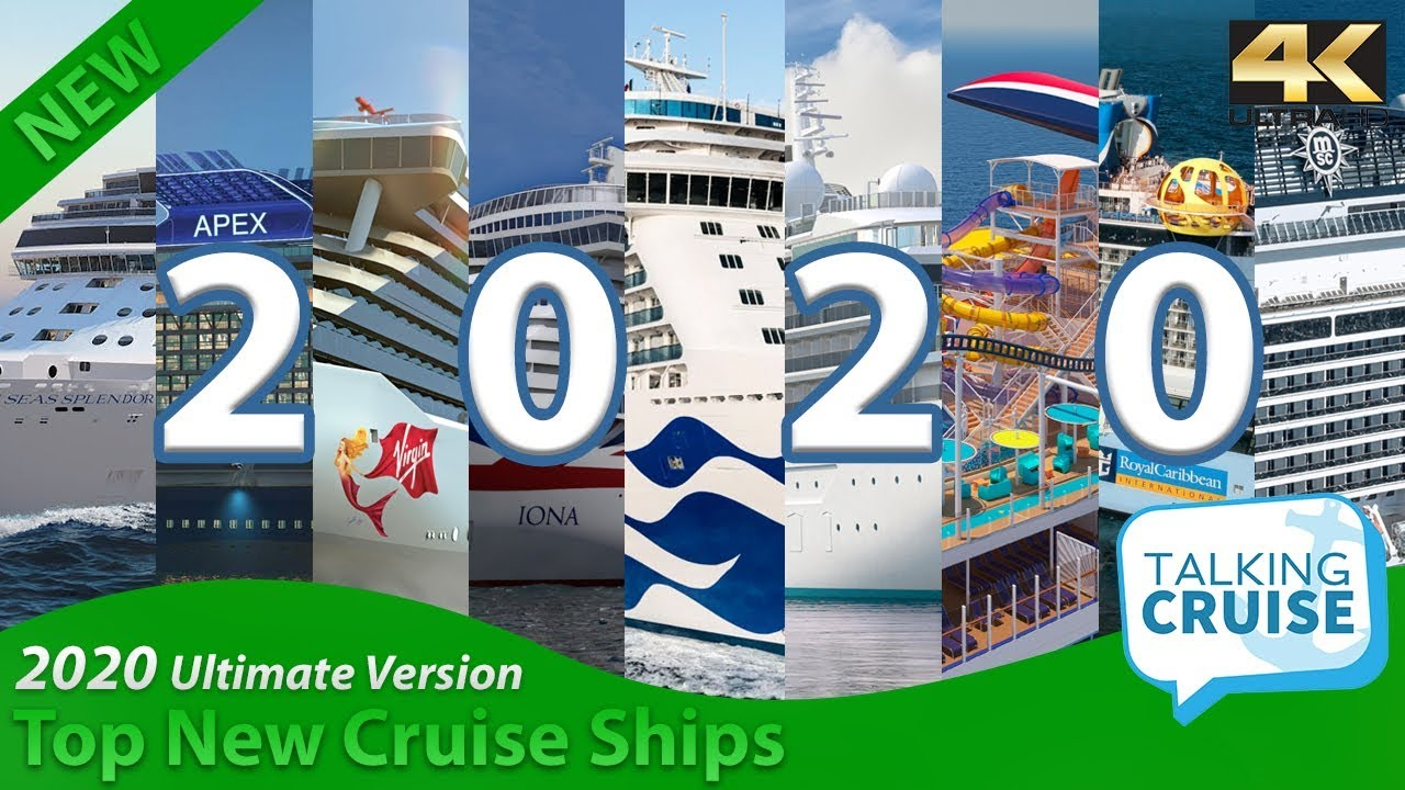 Cruise Ship Sinking 2020.Top New Cruise Ships In 2020 Ultimate Version