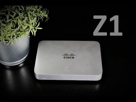 Cisco Meraki EP 05 - Teleworker Gateway Z1 - Basic Setup