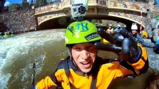 GoPro HD: Freestyle Kayaking at the Teva Mountain Games
