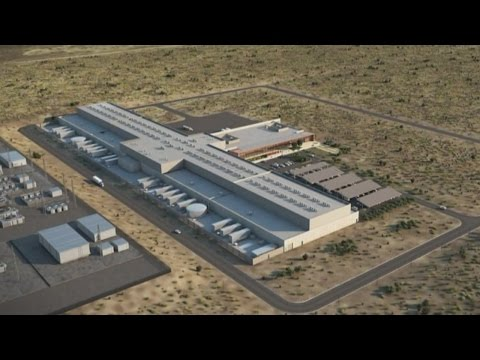 Facebook to open data center in New Mexico