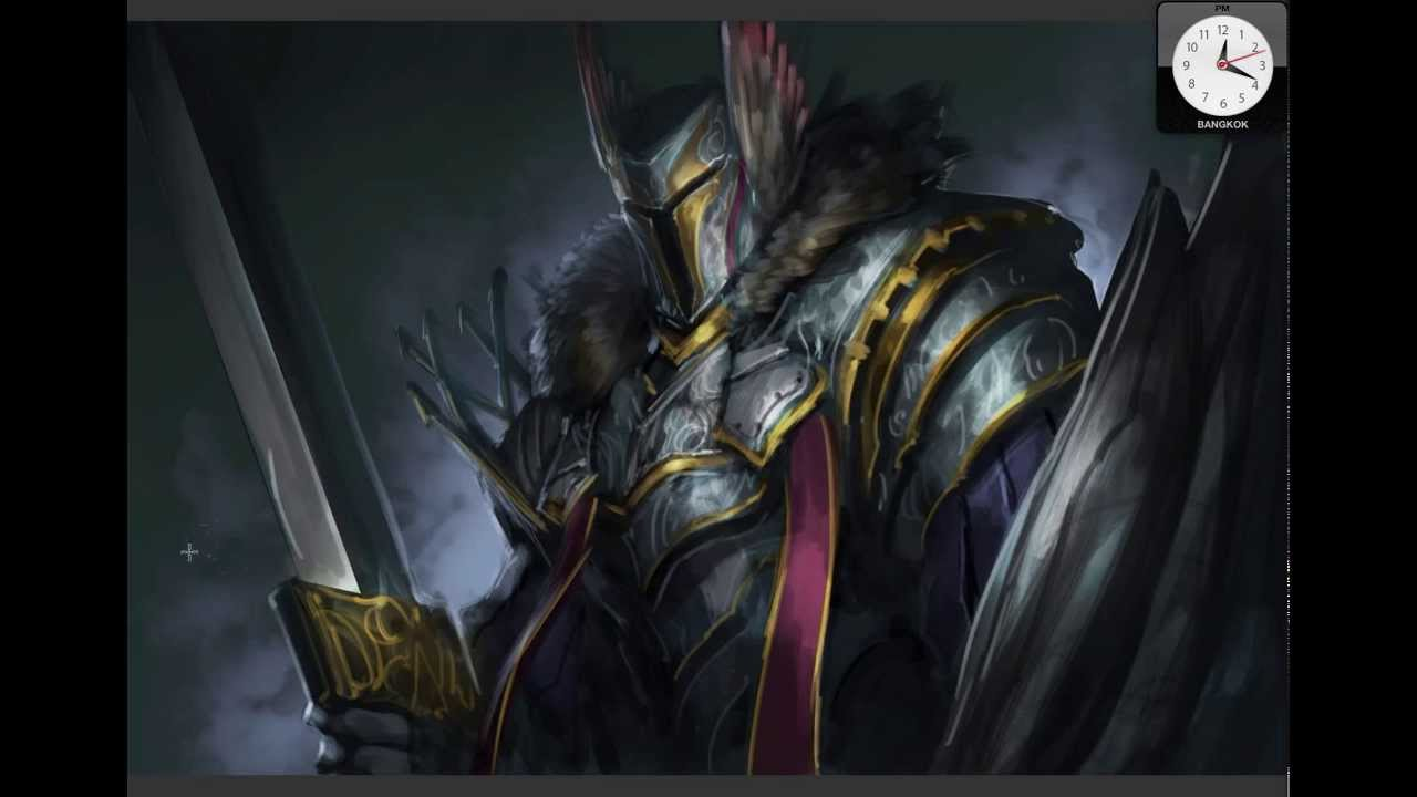 Paladin daily spitpaint by neoartcore youtube for What is spit paint