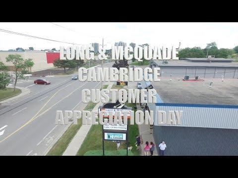 Customer Appreciation Day 2017 at Long & McQuade Cambridge