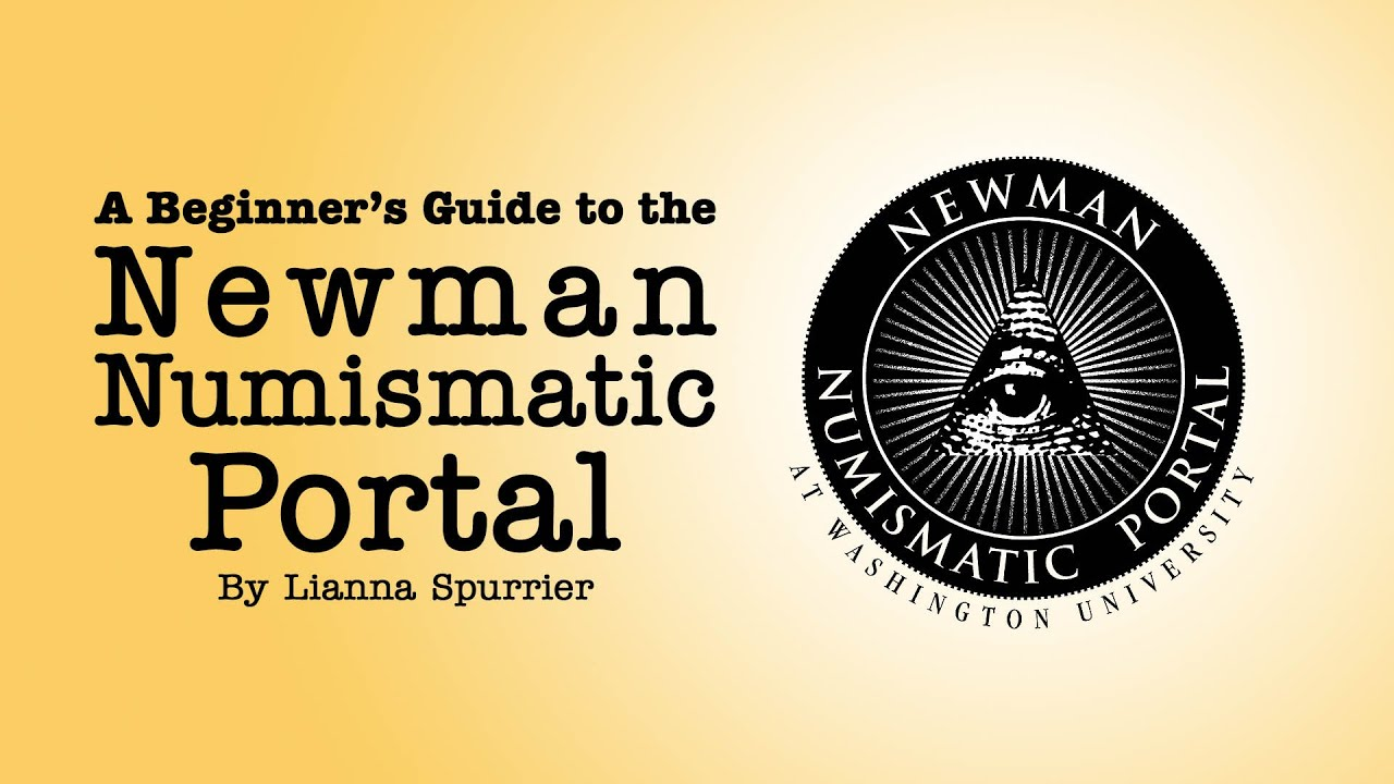 foto de A Beginner's Guide to the Newman Numismatic Portal - YouTube
